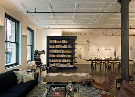 new york loft kitchen design un loft 224 la d 233 co artistique 224 new york archiboom l 7107
