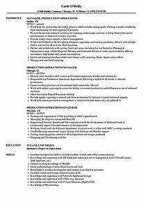 Special Skills And Abilities For Resume Production Operations Resume Samples Velvet Jobs