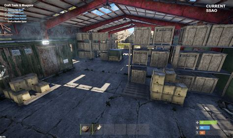 rust compound update ground vs fps faster surprisingly turned than