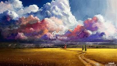 Clouds Andrew Windmill Calico Bakula Vida Gonal