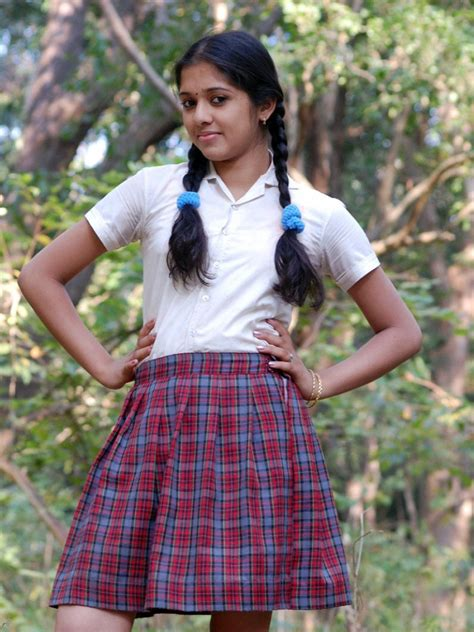 Real Life Girls Mallu Girl Uthiram Actress In School Girl