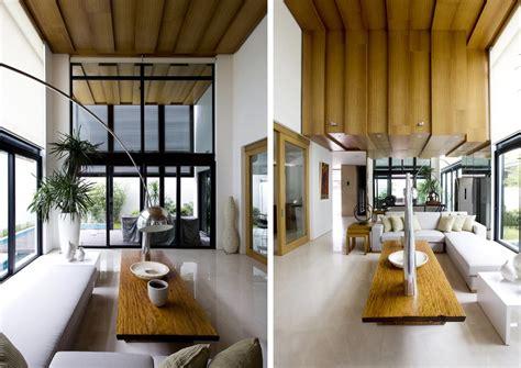 A Modern Minimalist House That's All