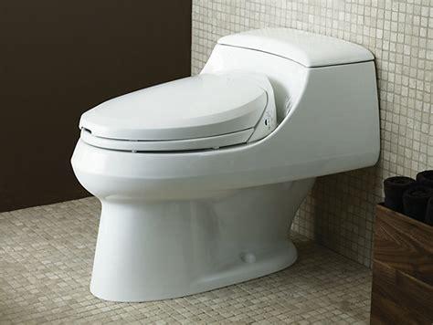 elongated toilet seat  bidet functionality kohler