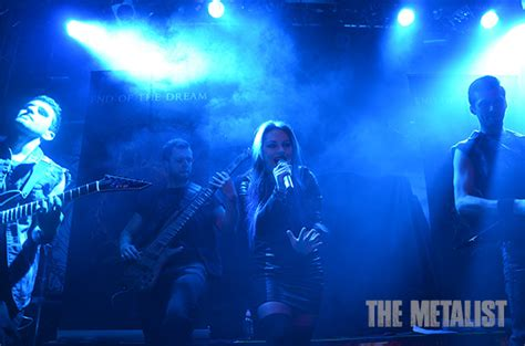 Live Review Van Canto + Grailknights + End Of The Dream