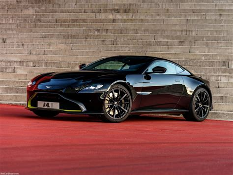 Martin Black by Aston Martin Vantage Onyx Black 2019 Picture 16 Of 130