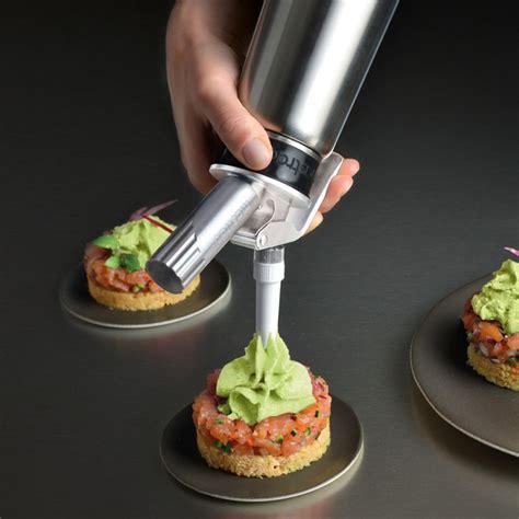 siphon cuisine inox siphon inox mastrad 0 50 litre colichef