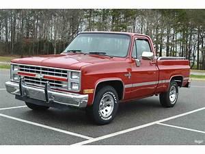 1987 Chevrolet Silverado For Sale CC
