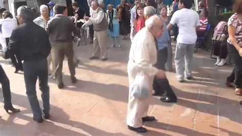 Funny Old Man Dancing Acrania YouTube