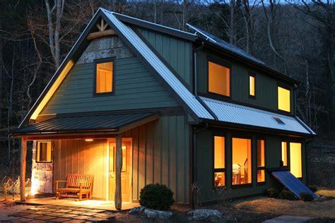 Small Passive Solar House Plans
