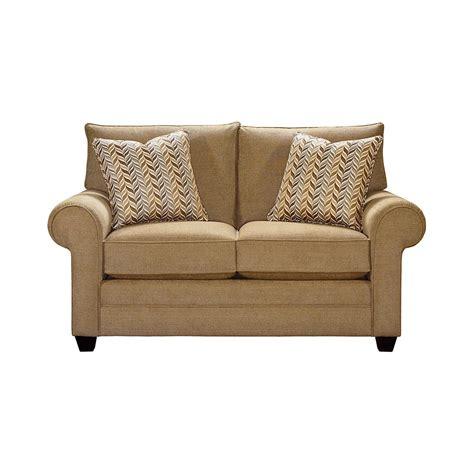 alex loveseat by bassett furniture bassett sofas