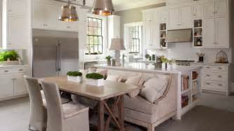 rolling islands for kitchens 15 traditional style eat in kitchen designs home design