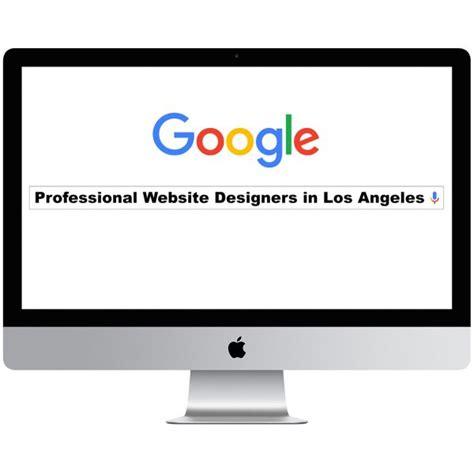 los angeles web design website designer in glendale