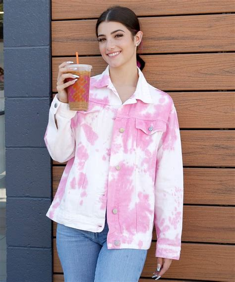 Then, there was the charli cold foam. Dunkin' Named A Drink After Charli D'Amelio