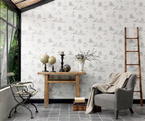 papier peint tendance chambre papier peint chambre contemporain