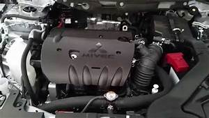 2008-2015 Mitsubishi Lancer Sedan - Mivec 2 0l I4 Engine Running After Changing Oil