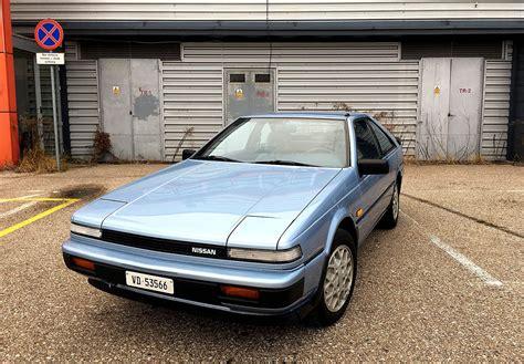 Nissan Silvia S12 1985