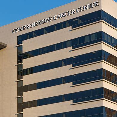 comprehensive cancer center wake forest school  medicine