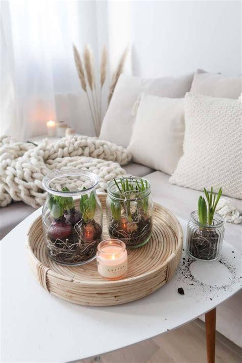 fruehlingsdeko im glas  gehts glaeser dekorieren