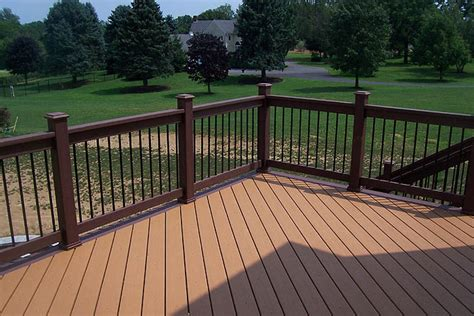 Deck Railings Pictures, Custom Deck Railing Spindles And