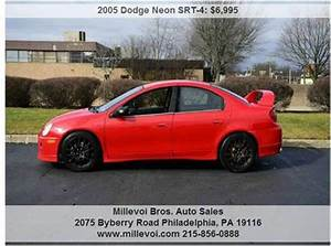 Dodge Neon SRT 4 For Sale Carsforsale