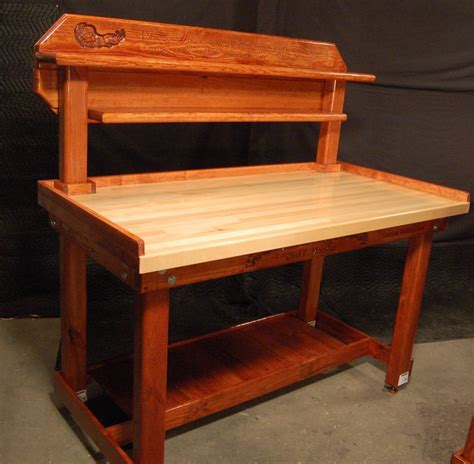 Wooden Reloading Bench  Woodworking Projects & Plans