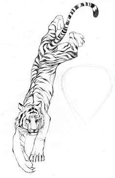 tiger vector logotattoo design  jasminasusakdeviantart