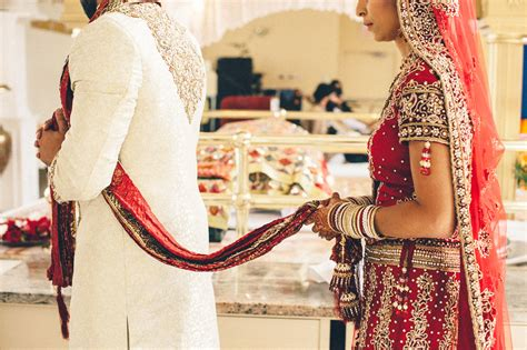 The Vibrant Wedding Traditions Of Asia