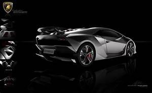 Luxury Lamborghini Cars: Lamborghini Sesto Elemento Wallpaper