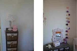 Guirlande Lumineuse Chambre : decoration lumineuse chambre fille ~ Teatrodelosmanantiales.com Idées de Décoration