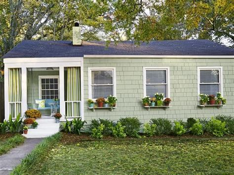 22 Best Single Wide Curb Appeal Images On Pinterest