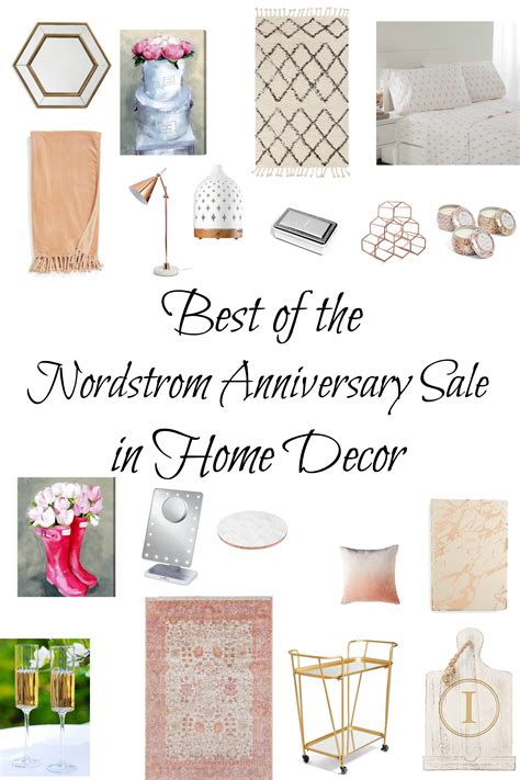 Nordstrom Sale Best Of Home Decor  Daily Dose Of Style