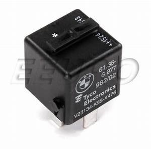 61366977982 - Genuine Mini - Fuel Pump Relay
