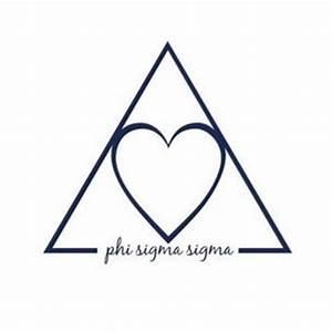 uwf phi sigma sigma uwf phisig twitter With phi sigma sigma letters