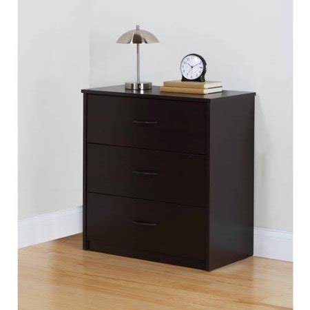 walmart chest of drawers mainstays 3 drawer dresser colors walmart