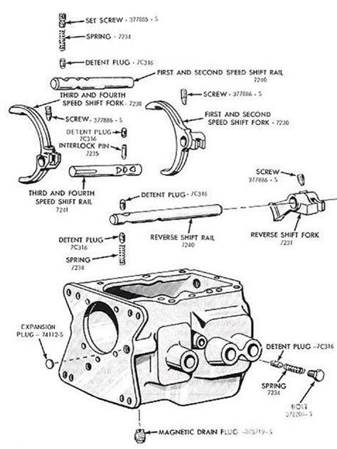 Mustang Code Speed Top Loader Transmission