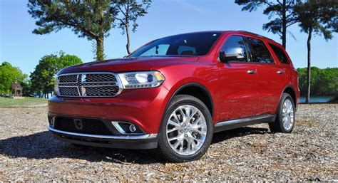 2015 Durango Review by Road Test Review 2016 Dodge Durango By Tim Esterdahl