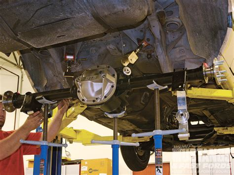 project repeat offender rear suspension upgrade drive