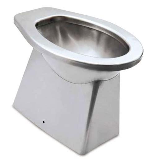 wc bürstenhalter edelstahl wc sch 252 ssel mit vertikalem abfluss k 252 chensp 252 len zubeh 246 r regale wandregale edelstahl haken