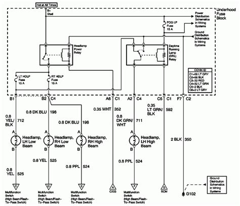 2000 S10 Dash Wiring Diagram by My 2001 S10 Has A Problem Where The Headlights Will