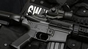 Gun weapon guns weapons rifle military machine assault ...