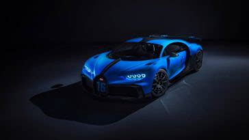 Just like the 2019 la voiture noire the 2020 centodieci is a significant (.) the centodieci is the fifth official variant of the bugatti chiron. Bugatti Chiron Pur Sport Car 2020 4K Background HD