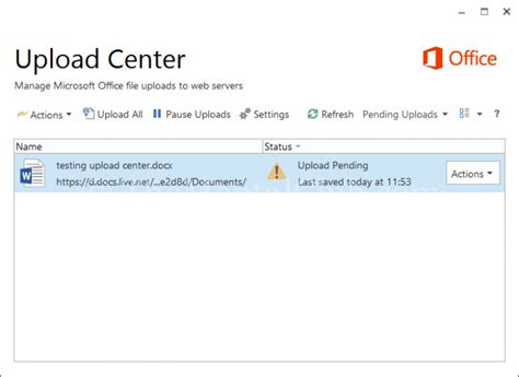 Office Upload Center by How Do You Remove Microsoft Office Upload Center The
