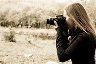 Girl Photographers Digital Cameras