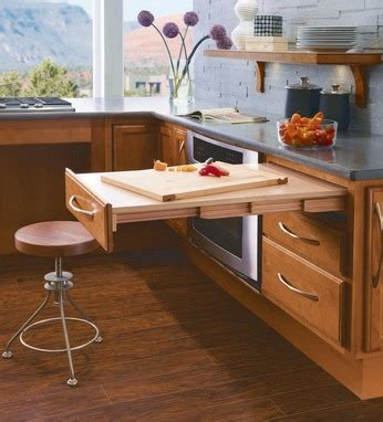 hutch with pull out table passport base pull out table kraftmaid