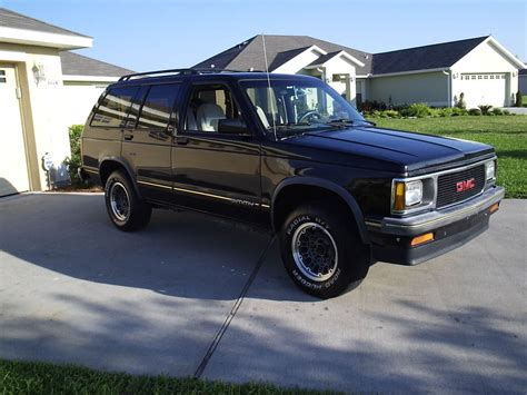 best car repair manuals 1993 gmc jimmy electronic valve timing 1992 gmc jimmy pictures information and specs auto database com