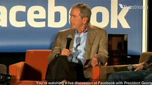 George W Bush Facebook.html | Autos Weblog