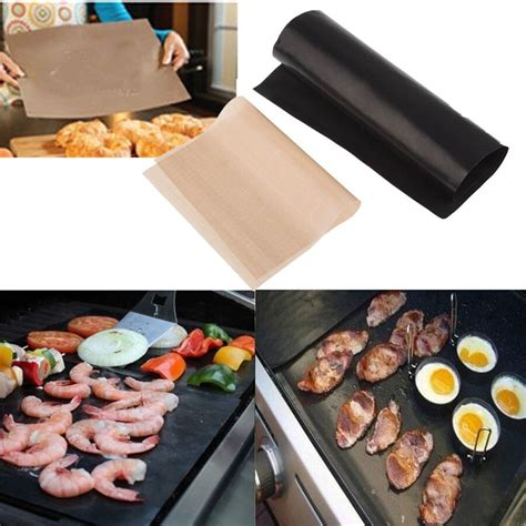 Grill Cooking Mats - bbq grill mat as seen on tv oven baking nonstick outdoor