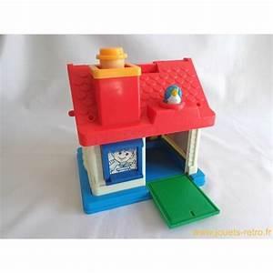 Maison D éveil : maison d 39 veil playmates 1987 jouets r tro jeux de soci t jeux vid o livres objets vintage ~ Teatrodelosmanantiales.com Idées de Décoration