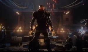 BioWare39s Anthem Getting 4K Xbox Scorpio REVEAL At