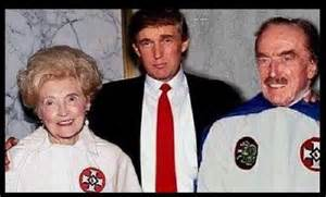 Kkk Donald Trump Parents